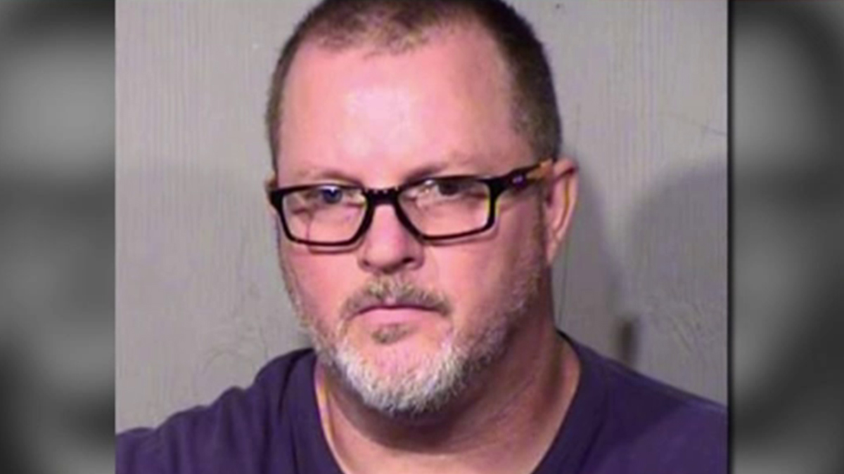 Christopher VanBuskirk, was taken into custody in Arizona on April 29 and extradited to San Diego.