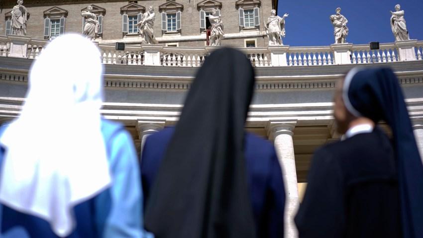 Clergy Abuse Catholic Women