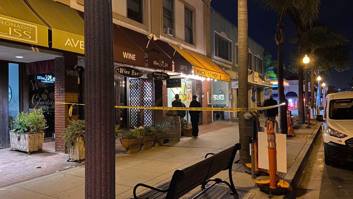 Third Suspect Arrested in Coronado Robbery, Shooting
