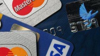 credit cards generic