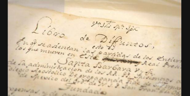 death certificate san nicolas island