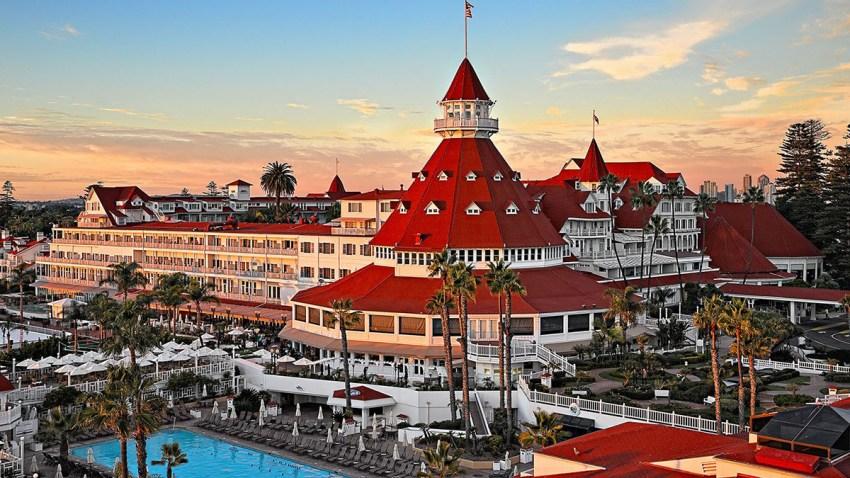 Historic Hotel Del Coronado To Become
