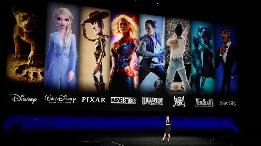 Disney Plus Debut