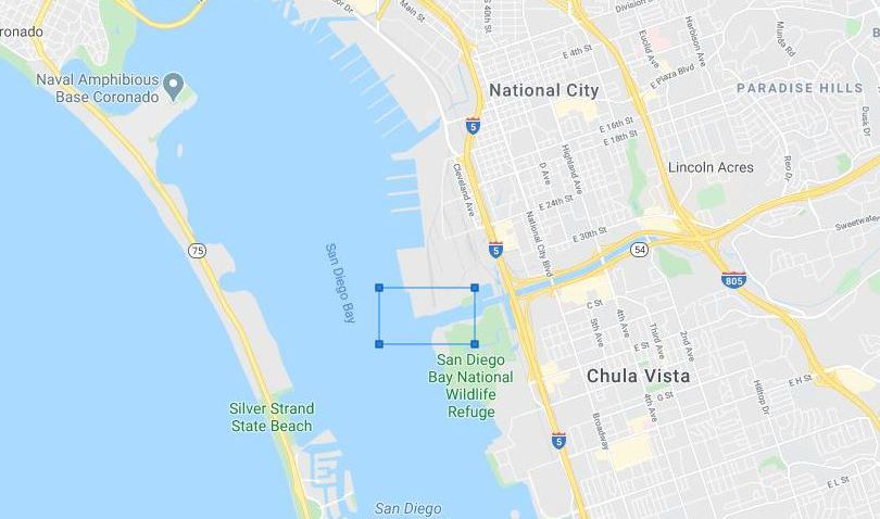 U.S. Army Corps of Engineers to Dredge Part of San Diego Bay