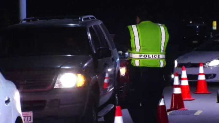 dui checkpoints foto