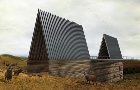Ark House by Axis Mundi