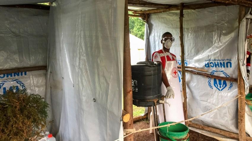 Uganda Ebola