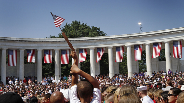 Obama Memorial Day