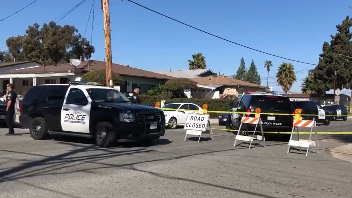 Man Reportedly Found in Stolen Car, Shot by El Cajon Police ID'd