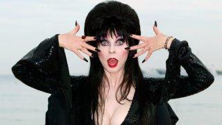 Elvira spooky