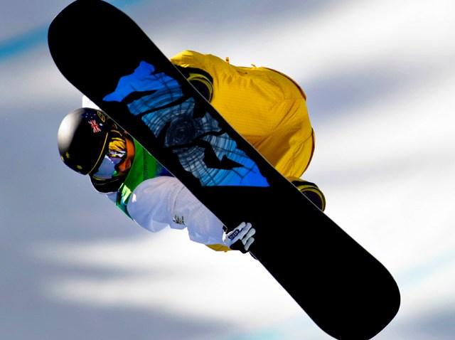 APTOPIX Vancouver Olympics Snowboarding