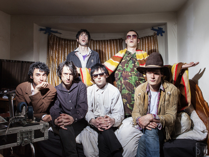 fat white family photo