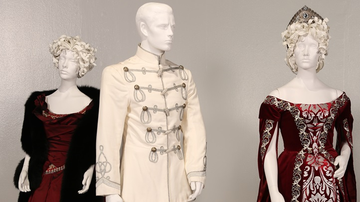 "21st Annual ""Art of Motion Picture Costume Design"" exhibition"