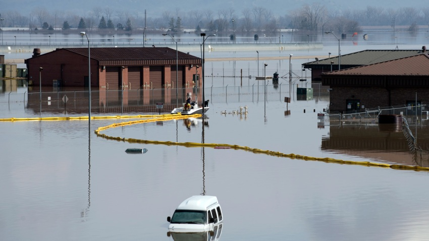 Spring Flooding National Security