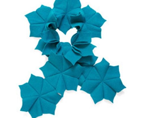 flowerscarf