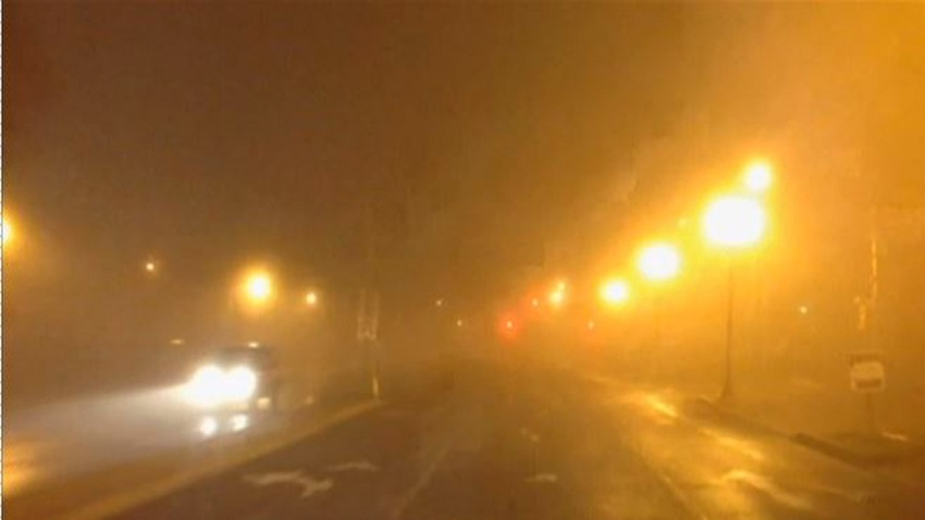 foggy drive fog generic fog