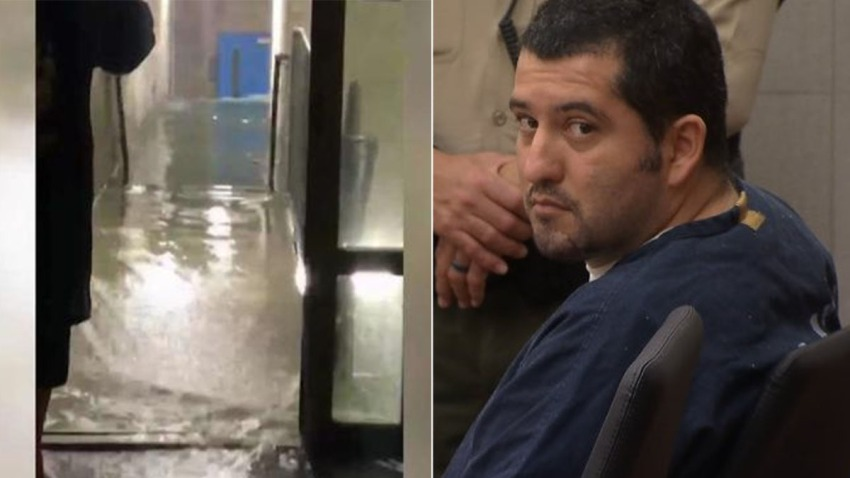 francisco Morales little italy apartment flooding suspect