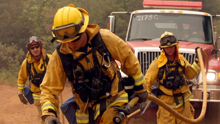generic firefighter 5535