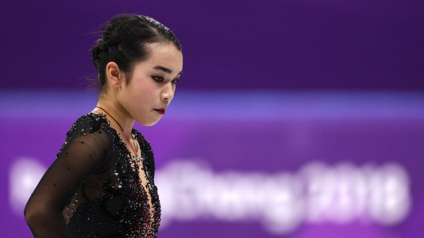 [NBCO-Image]Figure Skating - Winter Olympics Day 14