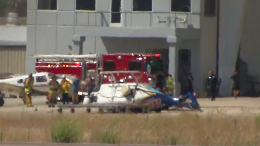 gillespie field chopper crash