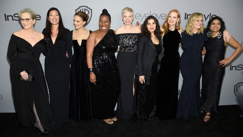 75th Annual Golden Globe Awards - InStyle and Warner Bros. After