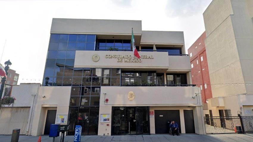 Consulado General De Mexico in San Diego