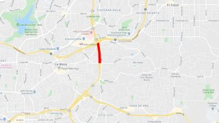 google maps sr 125 closure 120519