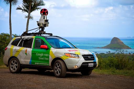 google street car hawaii