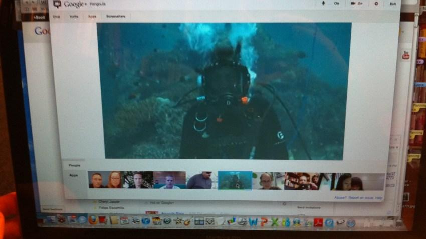 googleplus.underwater