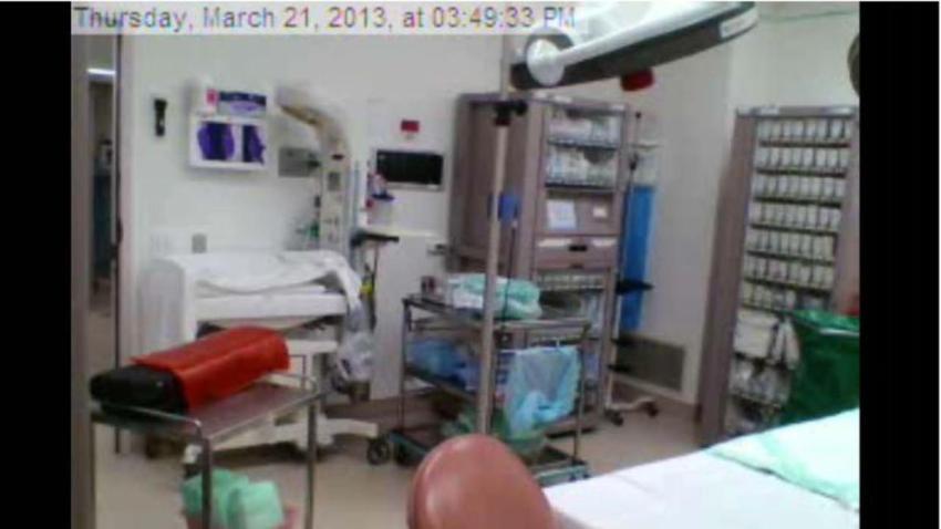 grossmont operating room camera