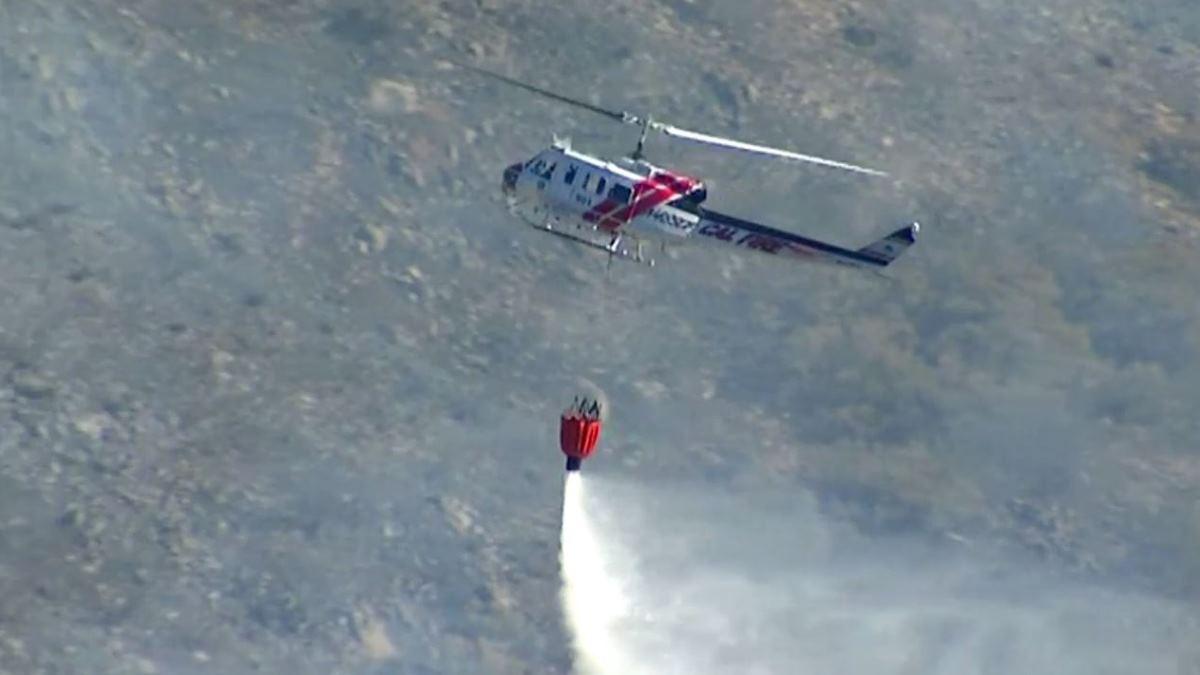 """""""Gun Fire"""" Grows Near Pine Valley - NBC 7 San Diego"""