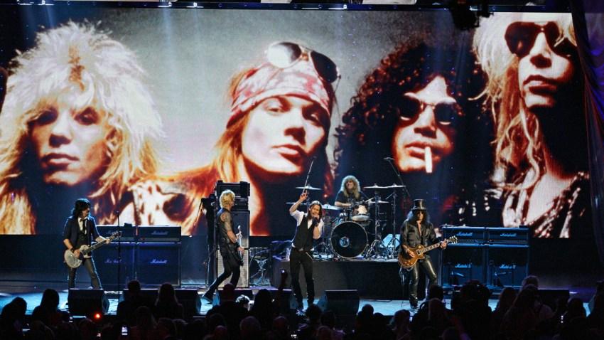 Guns N' Roses Brewery Lawsuit