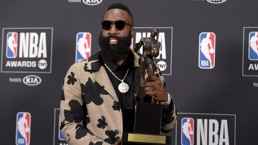 2018 NBA Awards - Press Room
