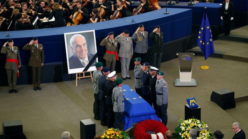 France Kohl Funeral