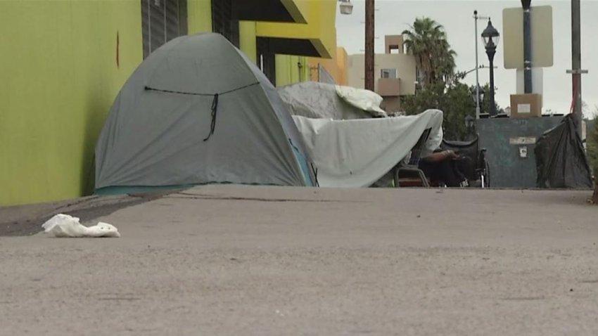 San Diego homeless