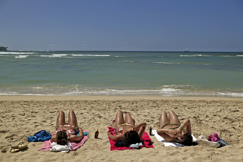 Beaches Reopening for Sunbathing, Sitting on June 2
