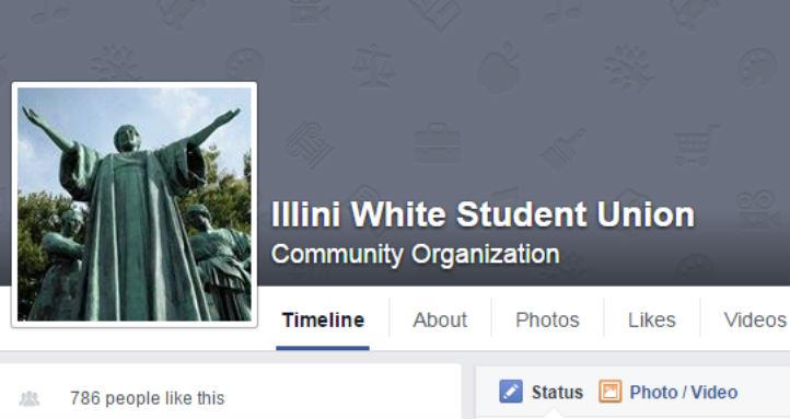 illini white student union