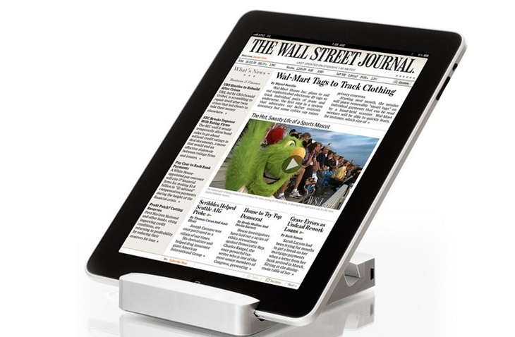 ipad battery stand