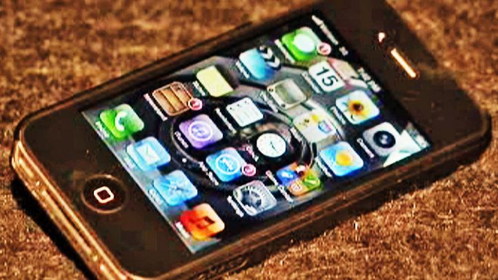 iphone arrest