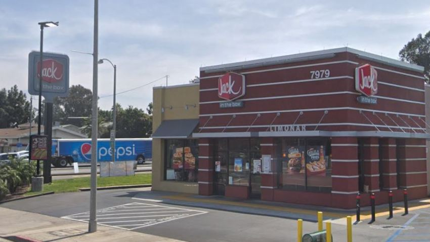jack in the box robbery