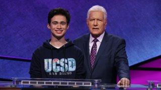 Alistair Gray on Jeopardy!