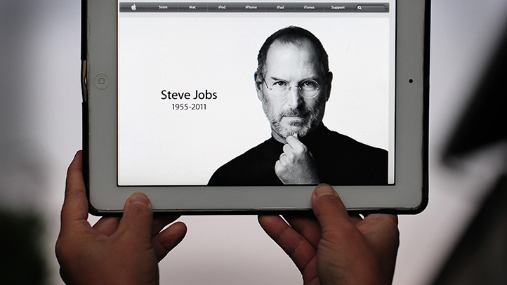 Jobs Reaction