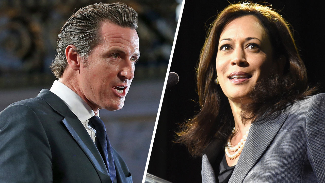 What Does Newsom Need to Take Into Consideration he Needs to Choose Successor for Harris' Senate Seat?
