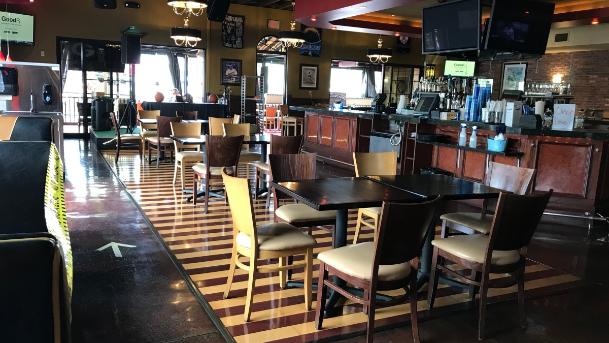 Restaurants Now Open For Dine-In Business, So Where Are the Customers?