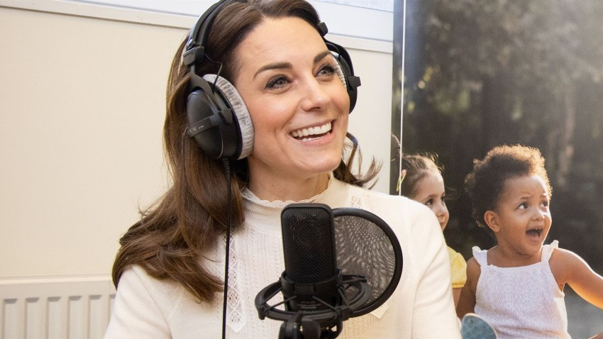 """During her interview on the 'Happy Mum, Happy Baby' podcast, Kate Middleton emphasized, """"No pregnancy is the same. No birth is the same."""""""