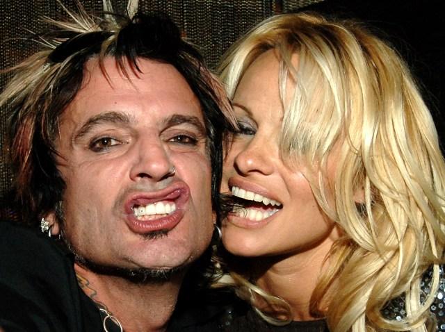 Tommy Lee / Pamela Anderson