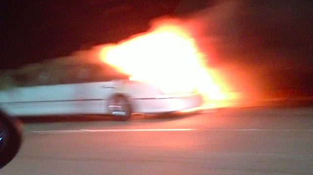 Limo Fire