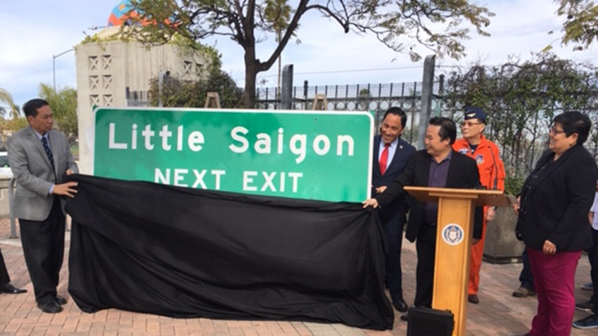 little saigon signs