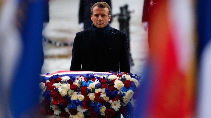 France Armistice Day