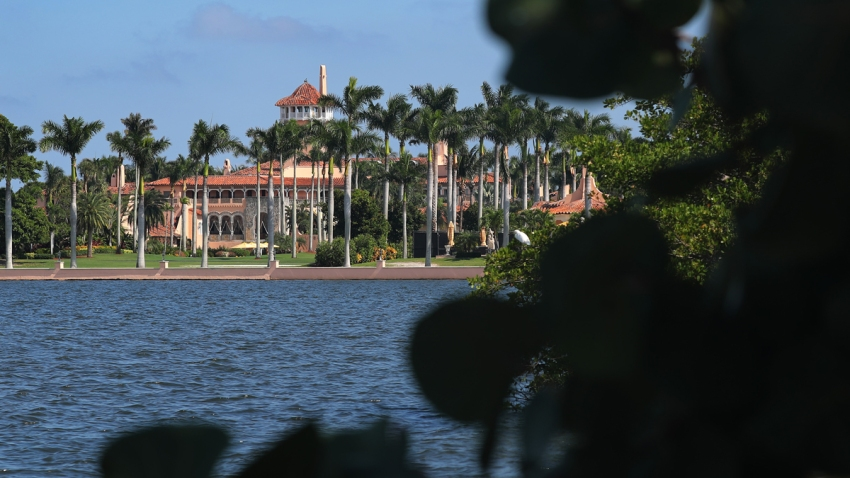 The Mar-a-Lago resort in Florida